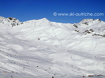 The Alp Trida ski area
