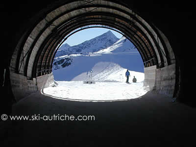 Glacier Tunnel
